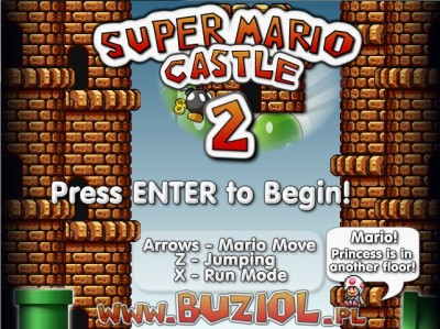 Super Mario Castle 2 | PC Game Download Free
