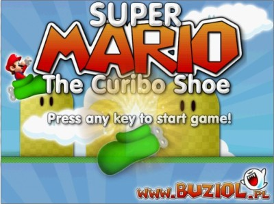 Super Mario Curibo Shoe | Download PC