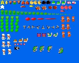 First Mario Forever 1996 year on Amiga 1200
