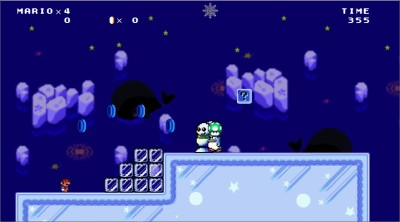 Super Mario Ice Demo